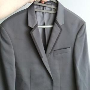 Gioberti Tuxedo Style Jacket Blazer 42R